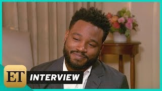 'Black Panther': Ryan Coogler (FULL INTERVIEW)