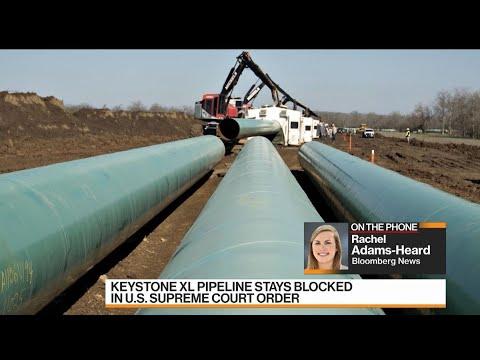 Supreme Court Blocks Keystone XL Pipeline Construction