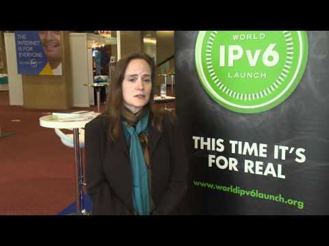 Internet Society CITO Speaks on World IPv6 Launch