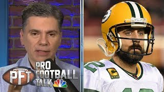 Packers couldn't get anything going vs. 49ers | Pro Football Talk | NBC Sports