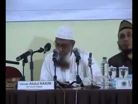 Ustadz Abdul Hakim bin Amir Abdat