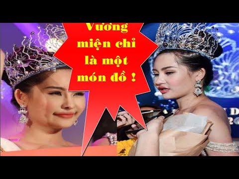Chính thức tước Vương miện HHĐD Lê Âu Ngân Anh và lời chúc mừng của cựu Hoa hậu - News Tube