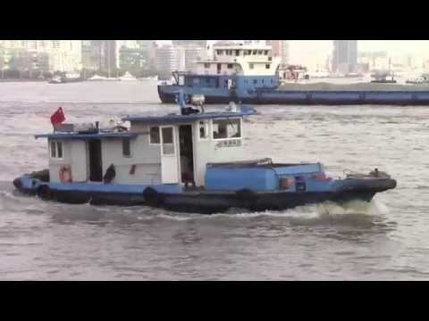 PAUL HODGE: SHANGHAI WATERFRONT RICHES, 2013 SOLO AROUND WORLD IN 24 DAYS, Ch 78, SoloAroundWorld