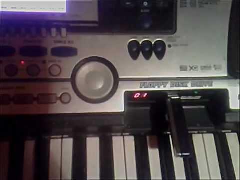 YAMAHA PSR 550 CON USB ..........LIMA-PERU