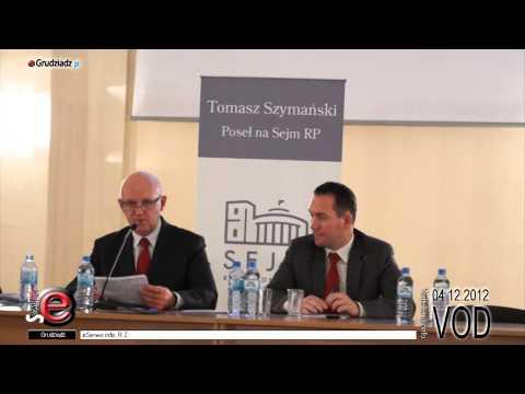 Spotkanie informacyjno-konsultacyjne pn. Plan dla Polski - całe spotkanie