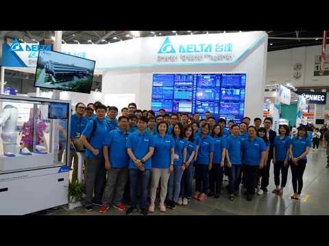 2019台北國際自動化大展 - 台達工業自動化