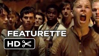 The Maze Runner Featurette - Meet The Gladers (2014) - Dylan O'Brien Movie HD