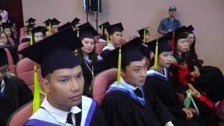 Lễ tốt nghiệp ĐH Quốc Tế TPHCM - Lê Diệp Kiều Trang