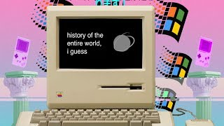 All the jingles from history of the world, i guess but it's vaporwave
