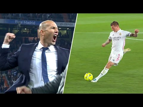 Real Madrid DRAMATIC Last Minute Goals