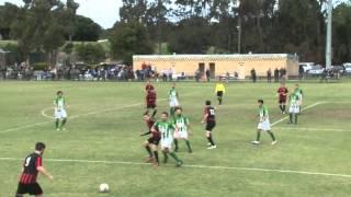 FGC BLK 1 Grand Final Burleigh Heads SC v Southport SC (1-0)