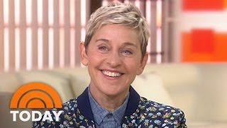 Ellen DeGeneres Warns Matt Lauer: Invite Me Over And I'll Buy Your House | TODAY