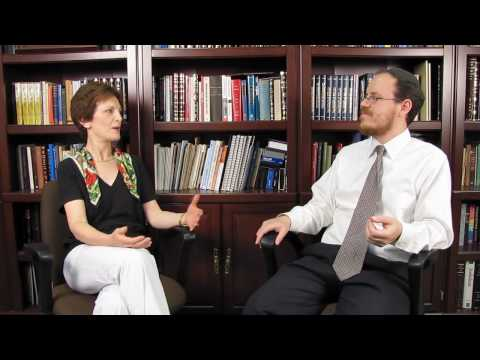 Rabbi Shmuel Show - Mona Charen Pt.1 - YouTube