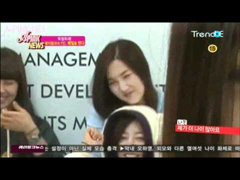 [ENG SUB] Apink News EP1 (part 1 of 2)