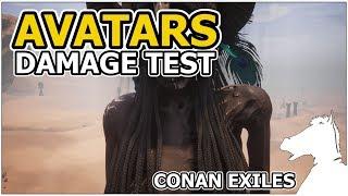 Conan Exiles - Frozen Citadel Showcase and Ymir in Action - mp3toke