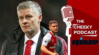 WHO IS TO BLAME?? | MAN UNITED & ARSENAL BROKEN DOWN | CHEEKYSPORT PODCAST