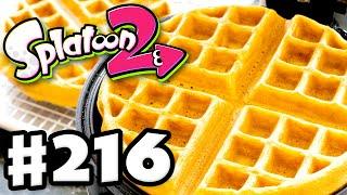 Pancakes vs. Waffles Splatfest! - Splatoon 2 - Gameplay Walkthrough Part 216 (Nintendo Switch)