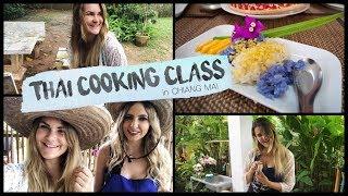 SECRET Thai Cooking Class in Chiang Mai, Thailand   BEST CLASS IN THAILAND