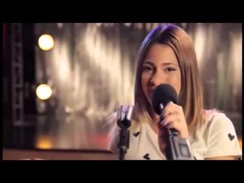 Violetta: En mi mundo, versión acústica Martina Stoessel, Jorge Blanco, Lodovica Comello