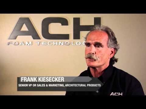 ACH Foam Technologies featured on World's Greatest TV