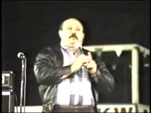 Testimonio de Stanislao Marino predicando Parte 1