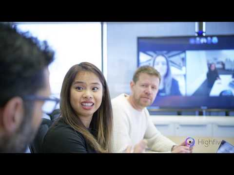 Highfive has reimagined meetings, improving the ease and quality of intelligent in-room video conferencing so teams can get their best work done.