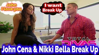 Real Reason Why John Cena & Nikki Bella Break Up - John Cena & Nikki Relationship Sad End