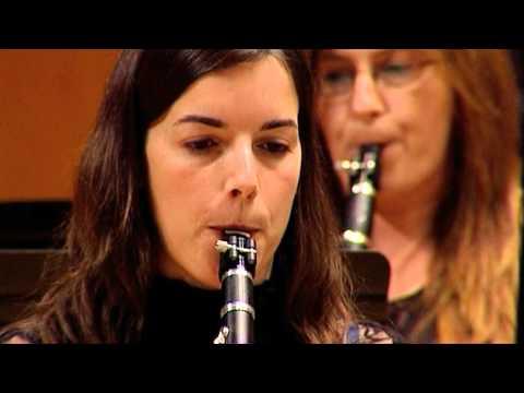 BANDA DE MÚSICA MUNICIPAL DE VALGA, 'Esbozos sinfónicos' de Xosé Carlos Seráns