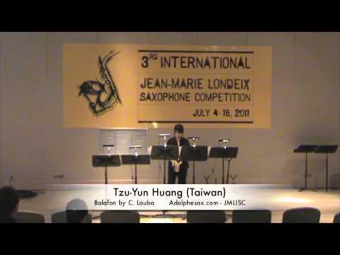 3rd JMLISC: Tzu-Yun Huang (Taiwan) Balafon by C. Lauba