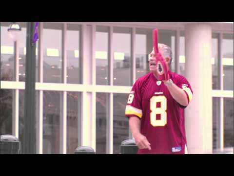 Red Zebra Broadcasting :30 Commercial - Home of the Redskins (Richmond)