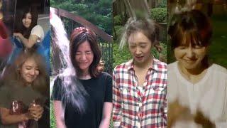 SNSD 소녀시대 Ice Bucket Challenge: Yuri, Sunny, Sooyoung, Hyoyeon