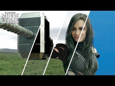 Vizuálne efekty - Thor Ragnarok