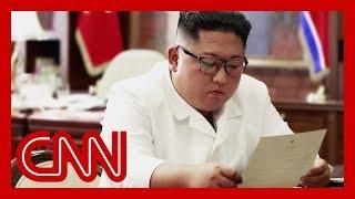 North Korea praises Trump's 'excellent' letter to Kim Jong Un