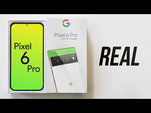 Google Pixel 6  - JUST GOT REAL!