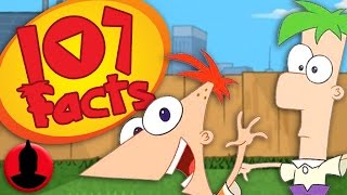 107 Phineas and Ferb Facts YOU Should Know | Channel Frederator