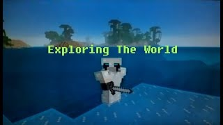 Minecraft Xbox360 - Quest To Slay The EnderDragon Ep. 9, Exploring The World