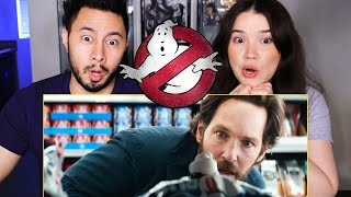 GHOSTBUSTERS: AFTERLIFE | Paul Rudd | Mini Pufts Movie Clip | Reaction!