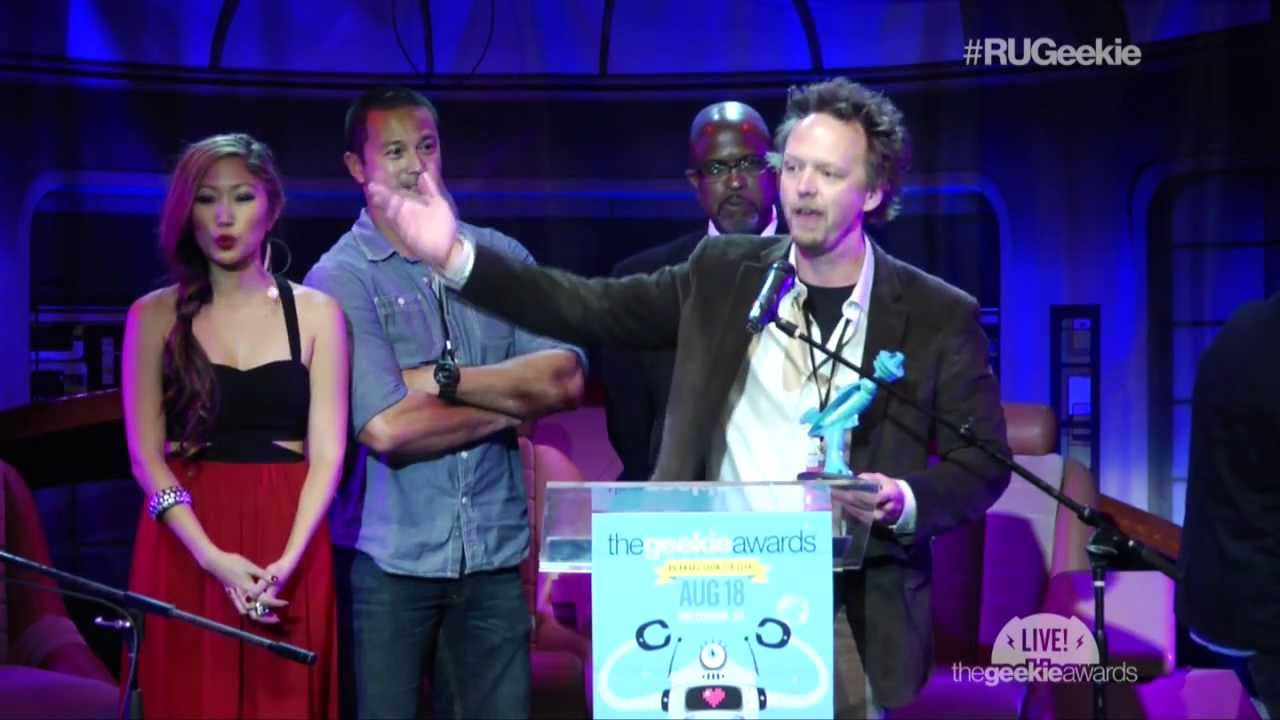 The Geekie Awards 2013: The Record Keeper Wins 'Best One Shot' with Chris Gore and Keahu Kahuanui
