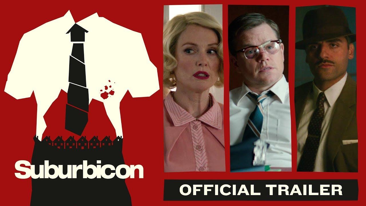 watch Suburbicon Theatrical Trailer