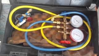 Vídeo aula  Curso de refrigeração e ar condicionado. Aula 1