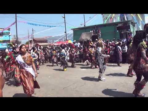 Feria 02/02/2014 San Juan Ostuncalco en Honor a la Virgen de Candelaria