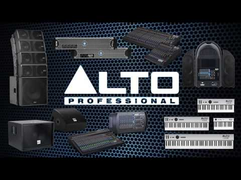 Alto Professional TRUESONIC Speakers: Overview