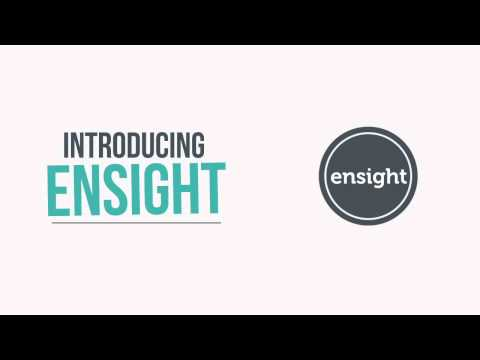 Ensight Product Intro