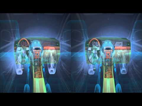 Stereoscopic 3D filming and graphics, how 3D works.