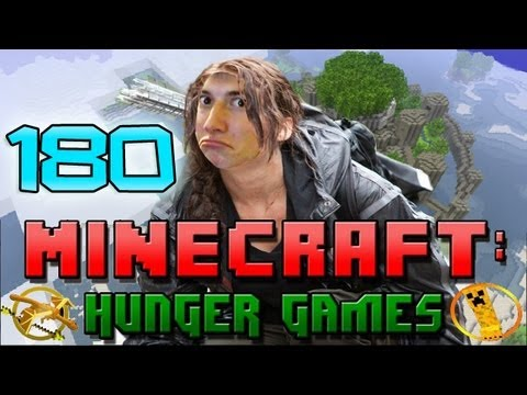 Minecraft: Hunger Games W/Mitch! Game 180 - MASSIVE TEAM FIGHT! - Smashpipe Games