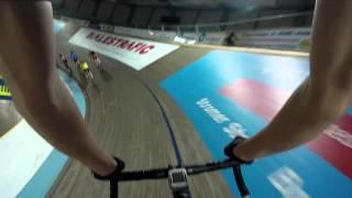 Bikers Rio Pardo | Vídeos | Tenha a visão de um ciclista em uma prova de pista
