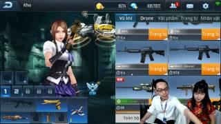 Phục Kích   Livestream cùng Bùi Khánh Hà
