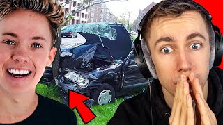 10 YouTubers Who Almost Died!