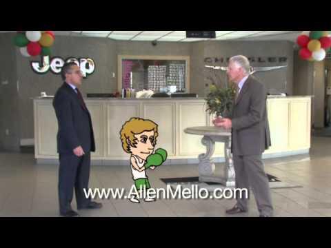 Allen Mello Chrysler Jeep Dodge Ram Getting Ready