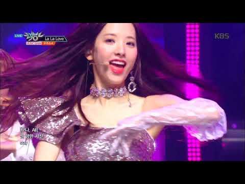 뮤직뱅크 Music Bank - 라라러브(La La Love) - 우주소녀(WJSN).20190201